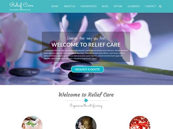 theme-wordpress-relief-care